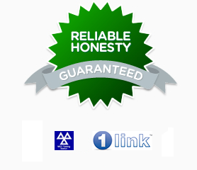 Reliable Honest Gauranteed